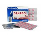 Danabol BP 10mg (100 tab)