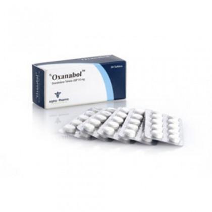 Oxanabol 10mg (50 tab)