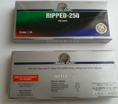 Ripped 250mg/amp